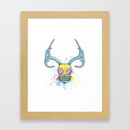 BuckShot Framed Art Print