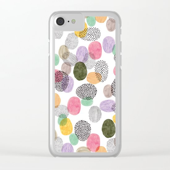 Bolls Clear iPhone Case
