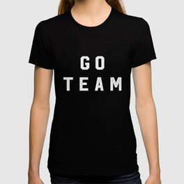 GO TEAM T-shirt