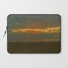 Red Light at Morn, Sailors Be Warned Laptop Sleeve