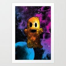 Space Ghost 2.0 Art Print