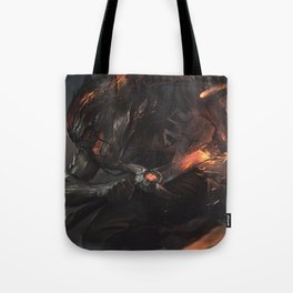 Nightbringer Yasuo League Of Legends Tote Bag