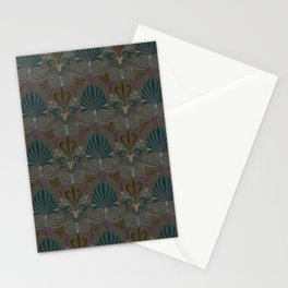 Victorian Palmette Stationery Cards