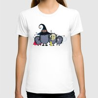 animal crew T-shirts featuring Halloween party crew by mangulica illustrations