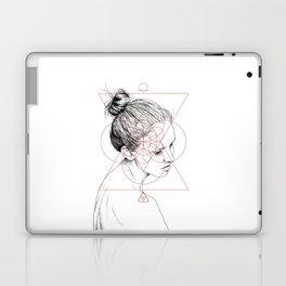 Face Facts II Laptop & iPad Skin