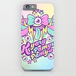 Kyary Pamyu Pamyu Print B iPhone Case