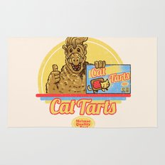 Cat Tarts Rug