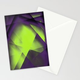 Purple Color Package Stationery Cards
