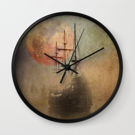 From Darkness 1 Wall Clock