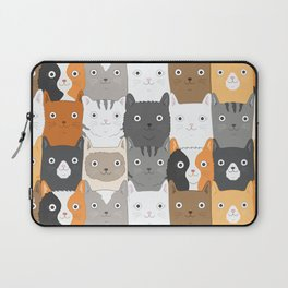 Herded Cats Laptop Sleeve