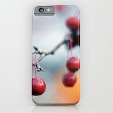 Fall Berries Slim Case iPhone 6s