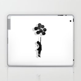 Banksy Fly Away  Laptop & iPad Skin