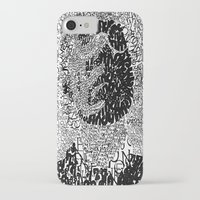 typo iPhone & iPod Cases featuring Warhol Typo by Novel Reveries