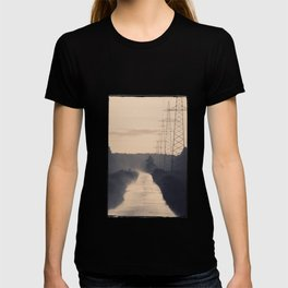 Foggy Road T-shirt