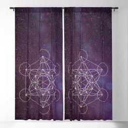 Star of Metatron Blackout Curtain
