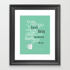Little Things - One Direction (2) Framed Art Print