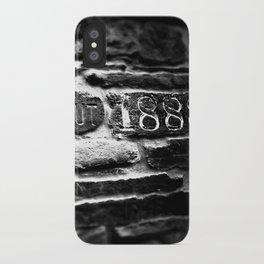 1883 iPhone Case