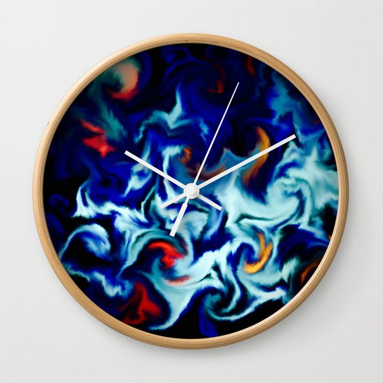 Wild West Pacific Wall Clock
