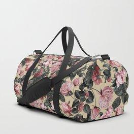 Spring roses Duffle Bag
