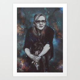 Carrie Art Print