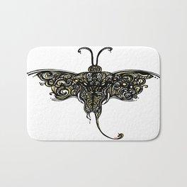 Elephutterfly Bath Mat