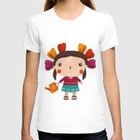 lolita T-shirts featuring Lolita by Gabriela Granados