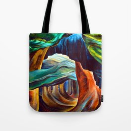 Emily Carr Forest in British Columbia Tote Bag