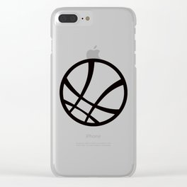 Sanctum Sanctorum (black) Clear iPhone Case