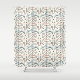 Botanical Clusters Shower Curtain