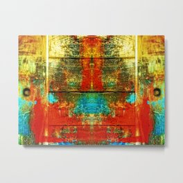 Colors-Feeling Metal Print