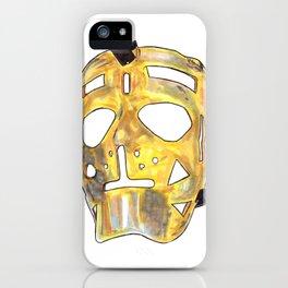 Sawchuk - Mask iPhone Case