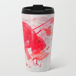 layers of me Metal Travel Mug