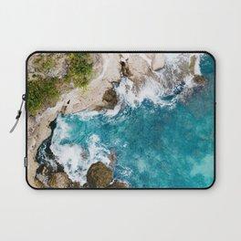 Rocky Sea Laptop Sleeve