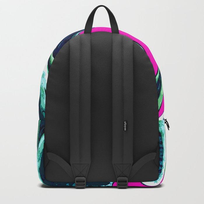 Dusk in summer Backpack