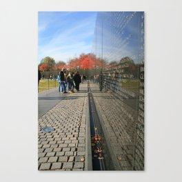 Vietnam Wall Canvas Print
