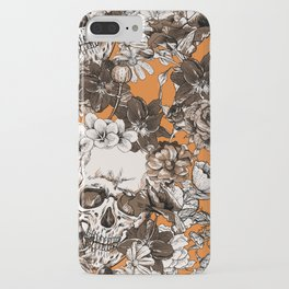 SKULLS 2 HALLOWEEN iPhone Case