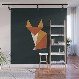 Little Fox Wall Mural