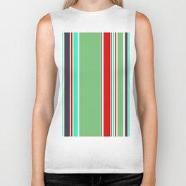Simply stripes IV Biker Tank
