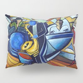 The Jam Session Pillow Sham