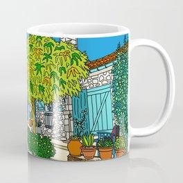 Colorful Collioure, France Coffee Mug