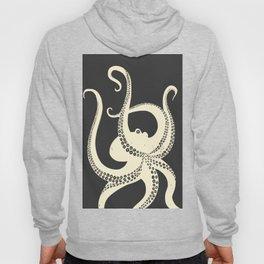 Octopus in black Hoody