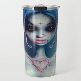2012 Horror Girl Travel Mug