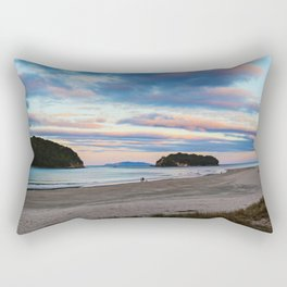 September Sunset Rectangular Pillow
