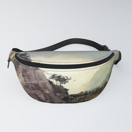 Misty Mountain Fanny Pack