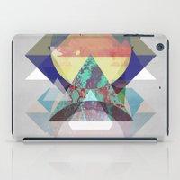 minimalism iPad Cases featuring Minimalism 11 by Mareike Böhmer