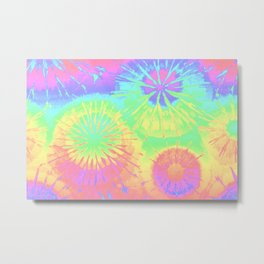 Rainbow Abstract 5 Metal Print