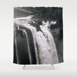 Go Chasing Waterfalls Shower Curtain