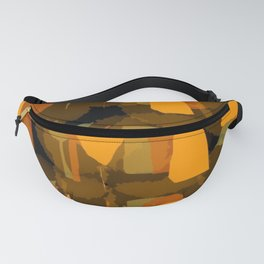 EYES WIDE OPEN Fanny Pack