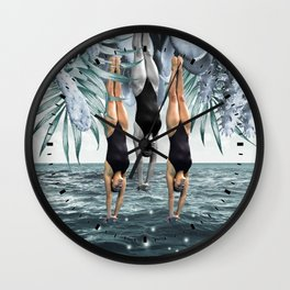 Dive Into Wall Clock