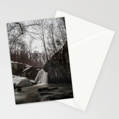 Falling Branch  Stationery Cards